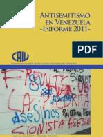 אנטישמיות בוונצואלה 2011