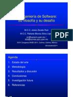 Zavalar (2011). La Ingenieria de Software. Su Filosofia y Su Desafio.anieI