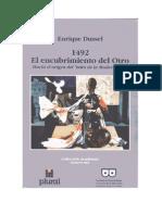 Enrique Dussel- 1492. El Encubrimiento Del Otro [LIVRO]