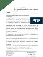 Proyectos de Equipamientos Tecnológicos de las Pymes entre 300.001 y 500.000 Euros