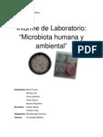 Microbiota Humana y Ambiental(1)