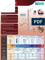 Aztech HomePlug Brochure