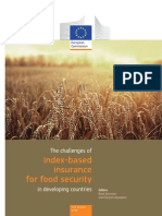 The challenges of index-based insurancefor food security in developing countries Editors