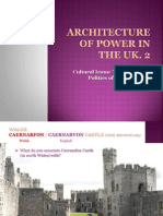 4. Architecture of Power in the UK. 2