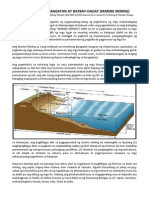Marine Mining Discussion Paper Filipino