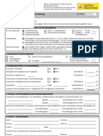formular angebotsanforderung wohngebudeversicherung ungesichert