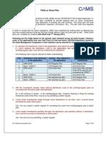 Direct Plan FAQs