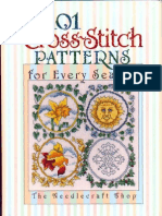 23629186 101 Cross Stitch PATTERNS for Every Season
