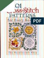 23629186 101 Cross Stitch PATTERNS for Every Season