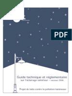 Guide Technique Et Reglementaire Revision 2006