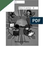 Filipino Grade 8 Learning Module