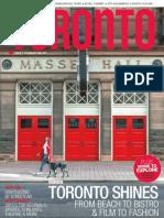 Toronto Magazine 2013