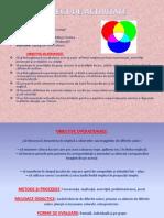 Proiect Didactic Limba Engleza-Gradinita