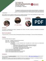 II jornada Networking 2013