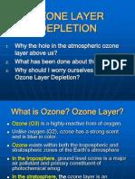 40170530 Ozone Layer Depletion