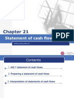 IFRS Chapter_21 Statements of Cash Flows