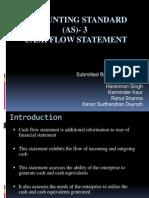 Accountin Standard Cashflow