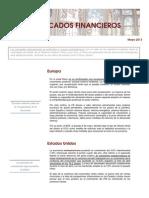 Informe de Mercados Mayo 2013