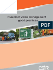 Waste Management Toolkit