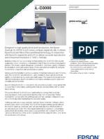 Epson SureLab D3000 SR Brochures 2