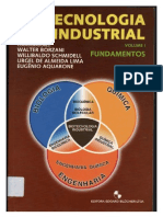 Biotecnologia Industrial (Vol. 1)