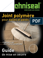 Guide Joint Polymere