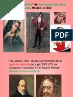 Sor Juana Power Point 1 Codigo..Antes de Leer Questions..Acutal Poem (F)