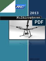 Multicópteros datos generales StockRC 2013 02