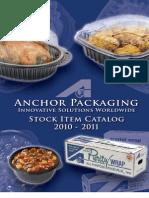Anchor Catalog 2010 2011