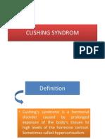 Cushing Syndrom