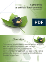 Comparing Environments