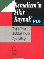 Atilla Yargıcı - Kemalizmin Fikir Kaynakları