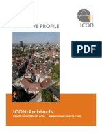 Icon-Architects Executive Profile - For Healthcare