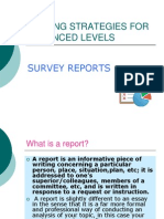 Survey Report