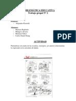 PROBLEMÁTICA EDUCATIVA tp2
