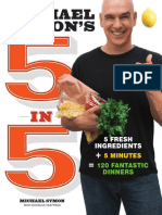 Recipes from Michael Symon's 5 in 5: