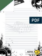 Cuaderno de Compositor