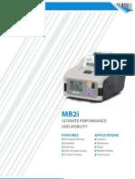 SATO MB200i Mobile Printer