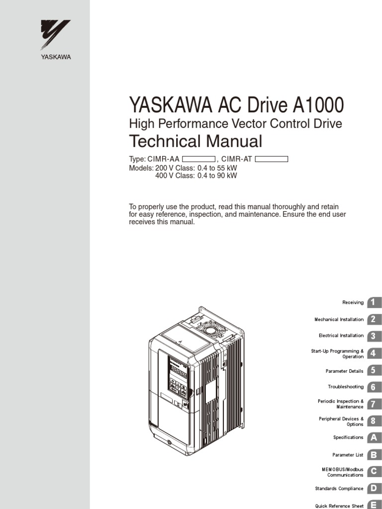 Superb Yaskawa V1000 Wiring Diagram In Addition Machine Sd Control Diagram Wiring Cloud Staixuggs Outletorg