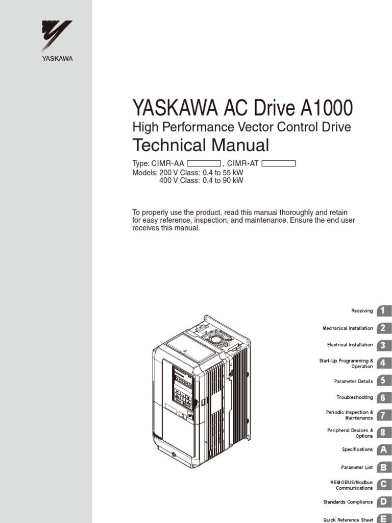 Astonishing Yaskawa V1000 Wiring Diagram In Addition Machine Sd Control Diagram Wiring 101 Capemaxxcnl