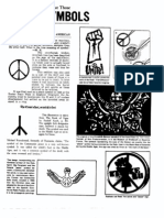 The Truth About Those Peace Symbols