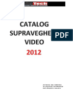 Catalog camere de supraveghere
