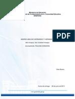 Primer Informe Formadores Comunitarios11