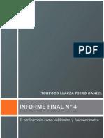 Informe Final de Laboratorio de Circuitos Electricos I N°4