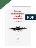 Guénon René - Formes traditionnelles et cycles cosmiques.pdf