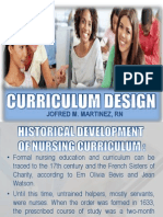 Nursing Curriculum Development