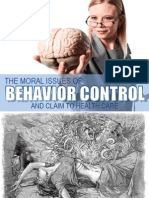 Bioethics Behavior Control