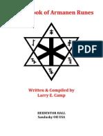 Armanen Runes Larry Camp