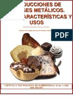 Envases Metalicos Caracteristicas y USos