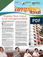 Tampines News Oct Nov 2008